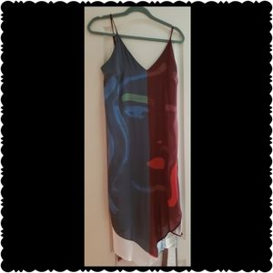 Zara Collection W&B Slip Dress